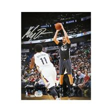 Klay Thompson Autographed Golden State Warriors 8x10 Photo - Fanatics