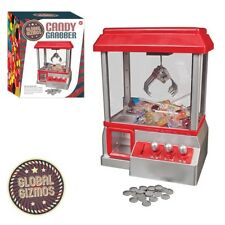 Sweet Candy Grabber Arcade Machine - Kids Childs Play Fun Gift Grabber Game Toy