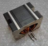SuperMicro SNK-P0023P+ Socket F Rev.A LGA1207 Processor Heatsink and Screws
