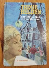 Trixie Belden and the Secret of the Mansion by Julie Campbell-Whitman,1970.