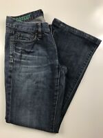 J. CREW Bootcut Medium Wash Low Rise Women's Jeans Size 26Sx29x8""