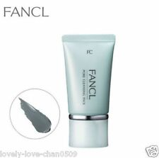 Fancl Pore cleansing 40g Clay Pack Charcoal Japan