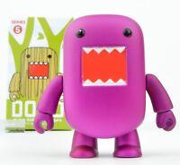 Domo Qee Series 5 Vinyl Mini-Figure - Metallic Pink
