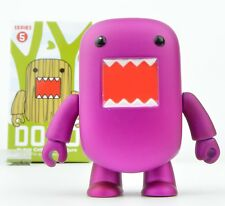 Domo Qee Series 5 Vinyl Mini-Figure - Metallic Pink