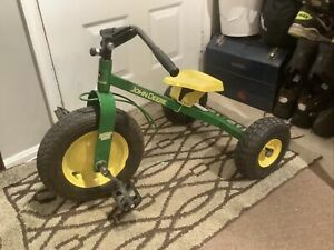 John Deere Mighty Trike Tricycle VG P/O Condition
