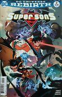 SUPER SONS #2 -  DC COMICS REBIRTH