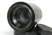 Lens Soviet Jupiter-11A Tele lens 4/135mm M42 USSR  DSLR Telephoto Russian