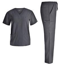 4 Way-Stretch Nursing Scrubs Set - Medical Uniform Women Stretch Workwear Jyc336