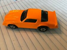 1980s z28 Camaro Hot Wheel Orange (just  Out Of Package)See Photos