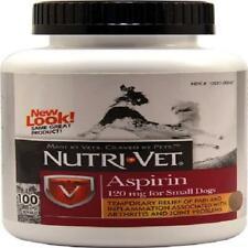 Nutri-Vet Nutritionals K-9 Aspirin (100 tablets; For Small Dogs)