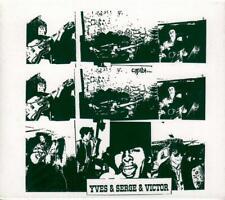 YVES SERGE & VICTOR - CAGIBI 70s DIY FRENCH HARMONY FOLK ROCK PSYCH MIX SEALD CD