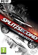 SplitSecond - Velocity  PC DVD-Rom