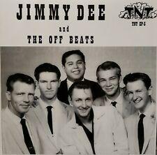 "7"" EP ✦ JIMMY DEE & THE OFF BEATS ✦ Fantastic 1950s Texas Rockabilly♫"
