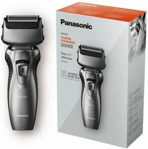 Panasonic Wet & Dry Dual-Blade Rechargeable Shaver Trimmer Japanese Blade ESRW33
