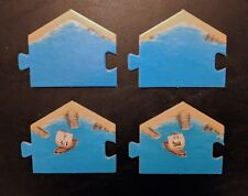 Seafarers of Catan Expansion Border Pieces - 4 pieces, 5th edition