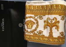 VERSACE MEDUSA FLAT SHEET NEW ORIGINAL MADE IN ITALY SALE only 1