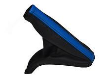 BLACK LIGHT BLUE 2 TONE  FITS VAUXHALL OPEL ASTRA MK4 G SXI SRI HANDBRAKE GAITER