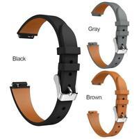 Leather Strap Wrist Watch Band Bracelet Belt for Fitbit Inspire/Inspire HR