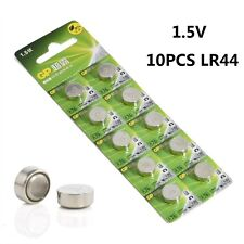 10pc Alkaline A76 LR44 batteries 1.5V AG13 V13GA L1154 SR44 NEW Coin/Button Cell