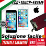 DISPLAY LCD+TOUCH SCREEN+VETRO APPLE IPHONE 6 PLUS SCHERMO ORIGINALE TIANMA_24H!
