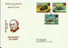 REPUBLIC OF NIGER, 100th. ANNIV. OF SIR ROWLAND HILL´S DEATH, FDC