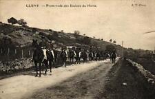 CLUNY - Promenade des Etalons du Harras