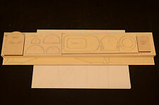 TEMPO II  Laser Cut Short Kit & Plans 60 in. Wing Span