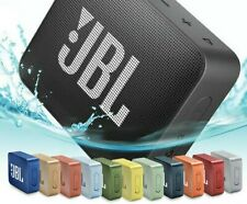 JBL Go 2 Mini Portable Wireless IPX7 Waterproof Bluetooth Speaker