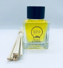 Bliss & Beauty - Natural Reed Diffuser - ORANGE & JASMINE - 50 mL