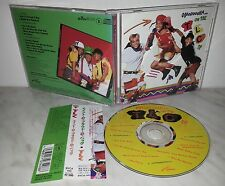 CD TLC - OOOOOOOHHH...ON THE TLC TIP - JAPAN - BVCA 140