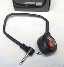 OLYMPUS M. In-Focus Trigger Cord (for OM-30, Winder, 35-70mm/F4 Auto Focus lens)