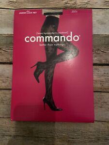 FS205  Retail $98.00 Commando Tulip Cross Dyed Lace Top Slip