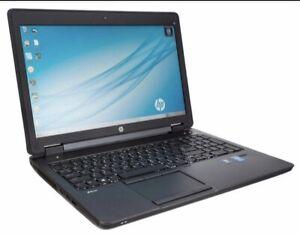 Fast HP Zbook 17 G2. intel i7. 480GB SSD+750 HDD. NVIDIA. Win 10 Pro. MS Office