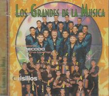 Banda El Recodo Banda Cuisillos Los Grandes De La Musica New Nuevo Sealed
