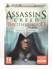 Assassin's Creed  Brotherhood - Auditore Edition Jeu Sur PS3 Edition Collector
