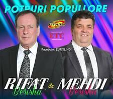 Rifat & Mehdi Berisha - Potpuri Popullore (2017). CD with Albanian Kosovo Music