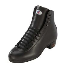 Riedell 120 Award Art BOOTS  Roller or Ice Skate NEW  Men's SIze US 6    Black