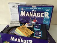 Vintage Waddingtons 1996 Terry Venables The Manager Board Family Game. Complete.