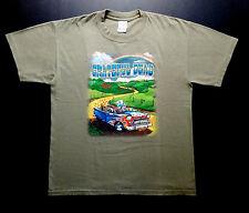 Grateful Dead Shirt T Shirt 1989 Truckin' Up To Buffalo 7/4/89 Biffle GDP 2005 L