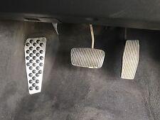 Saab 9-5 Stainless Steel Foot Rest Plate 1997-2010