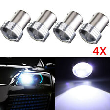 4X White 1156 BA15S 7506 P21W 6SMD 2835 Car LED Turn Signal Backup Reverse Light
