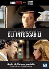 GLI INTOCCABILI - DVD - PETER FALK - MUSICHE E.MORRICONE