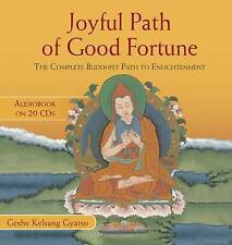 NEW Joyful Path of Good Fortune: The Complete Buddhist Path to Enlightenment