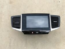 17 18 Honda Ridgeline RTL Gps Navigation RMD Player Display Screen 39540-T6Z-A31