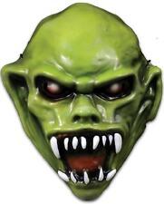 The Haunted Plastic Mask Goosebumps Fancy Dress Halloween Costume Accessory