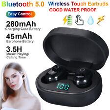 Wireless Bluetooth 5.0 Tws Headphone Headset Mini Stereo Touch Earphones Earbuds