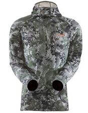 Sitka Gear Forest Hoodie Half Zip And Bottoms Size-M