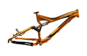 "Specialized Stumpjumper FSR Pro 26"" Mountain Bike Frame Disc M / 17.5"""