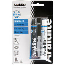 Araldite Standard - Heavy Duty Extra Strong Adhesive Glue - 2 x 15ml Tubes