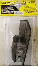 Knightwing PM112. Single Road Engine Shed - Plastic Kit. (00)